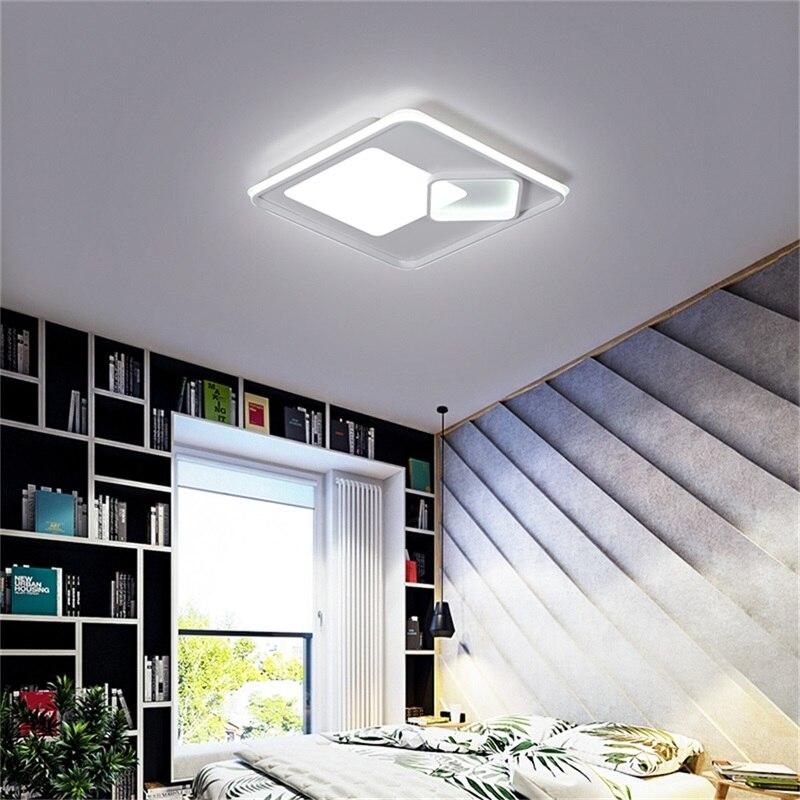 Dlmh-luminária de teto com controle remoto., luminária