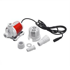 Image 3 - 12v 20 ワットdc 1100L/hエネルギー水ポンプ制御可能な可変速水ポンプ魚タンク水族館