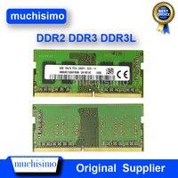 Memoria portátil de 2GB RAM 4GB 8GB PC2 PC3 PC4 DDR2 DDR3 DDR3L 800  1066  1333  1600Mhz 5300  6400  8500  10600 portátil totalmente Compatible