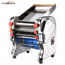 Dough-Roller Sheeter Pasta-Maker-Making-Machine Dumpling Noodle Electric FKM240