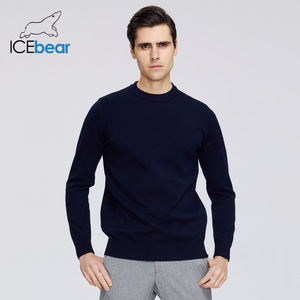 ICEbear 2020 new men's spring sweater casual o-neck sweater business casual quality men's clothing A-31