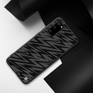 Image 5 - Funda rígida para Samsung Galaxy S20 NILLKIN, carcasa reflectante brillante, carcasa trasera para Samsung Galaxy S20 Ultra / S20 Plus
