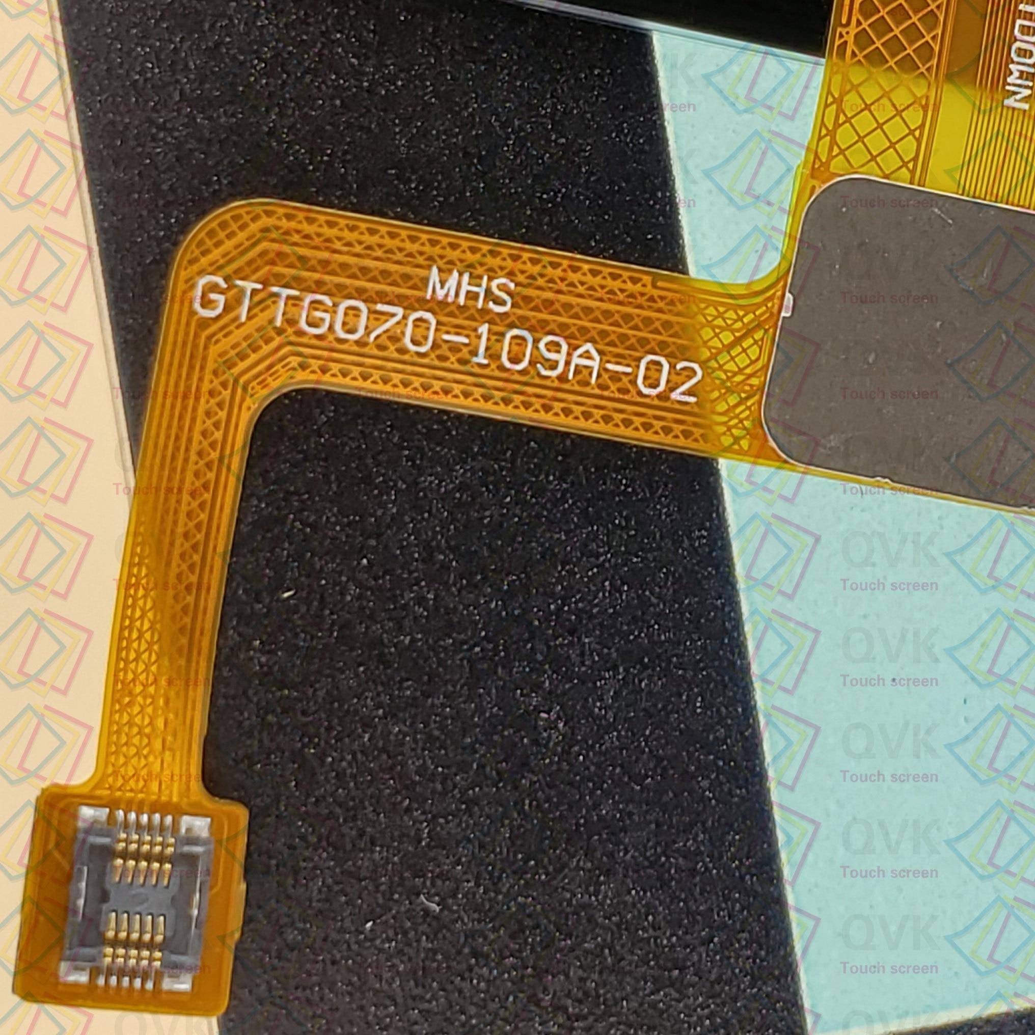 Painel touch screen digitador sensor de vidro Substituição FX-C9.0-0072a-f-01 FX-9.0-0072a-f-01 observando tamanho e cor
