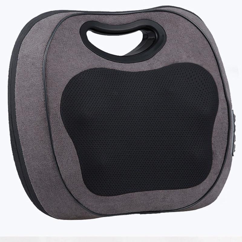 Rub Hammer One Massage Pillow Cushion Neck Shoulder Back Waist Leg Body Kneading Tapping Hot Massager