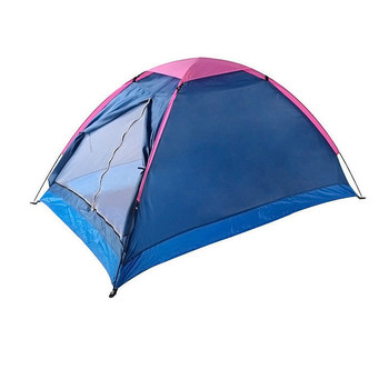 цена на SOURCE Factory Direct Outdoor Supplies Double Single Layer Couple Tent Camping Wholesale Gift Customization