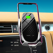 V3 15W Fast Charging Infrared Sensor Automatic Clamping Wireless Charger PhoneHo