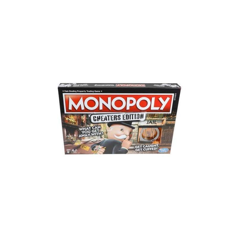 Monopoly Cheater Toy Store
