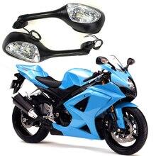 for Suzuki GSXR 600 750 1000 2006 2010 K6 K7 K8 Motorcycle Rearview Rear View Mirrors