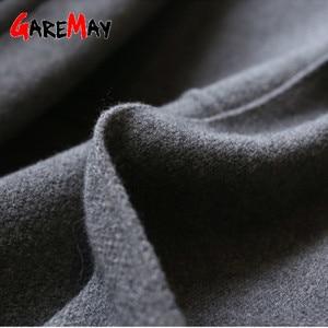Image 5 - GareMay2020 Herfst Trui Lange Vest Vrouwen Trui Vrouwen Vest Mouw Gebreide Trui Koreaanse Mode Kleding Truien Dames