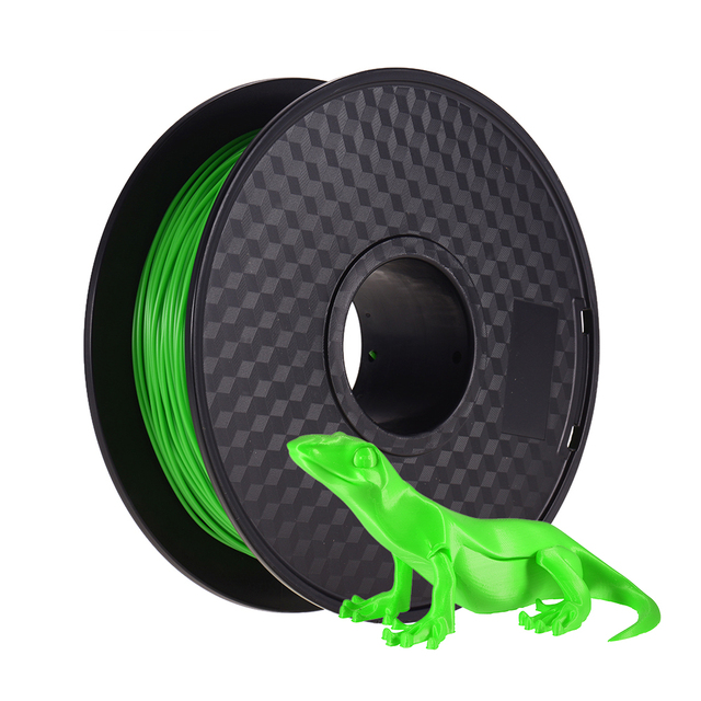 Anet 1.75mm 3D Printing PLA Filament Dimensional Accuracy ±0.02mm No Clogging Filaments Printing1KG Spool for 3D Printers