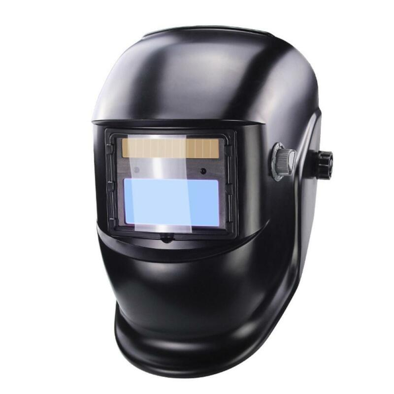 ABS + LCD Screen Solar Auto Darkening Mask Goggles Lens Fit For Welding Helmet