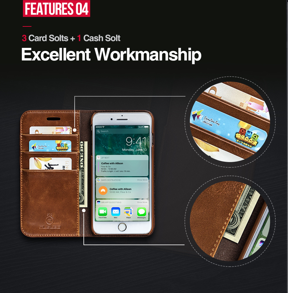 H46a2cf2618854d918ebc8e56636d3ebew Musubo Genuine Leather Flip Case For iPhone 8 Plus 7 Plus Luxury Wallet Fitted Cover For iPhone X 6 6s 5 5s SE Cases Coque capa