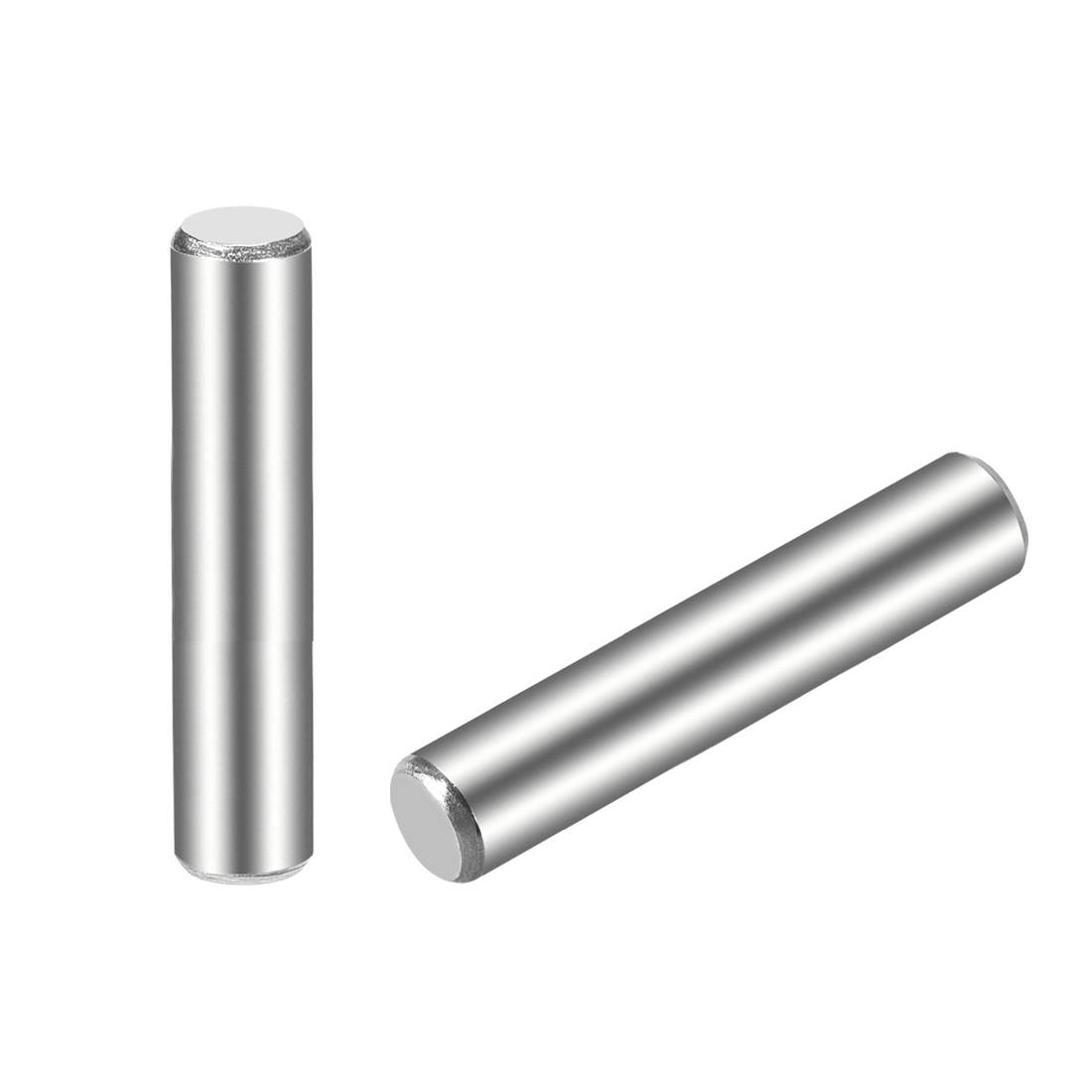 uxcell 15Pcs 5mm x 30mm Dowel Pin 304 Stainless Steel Cylindrical Shelf Support Pin|Dowel| |  -