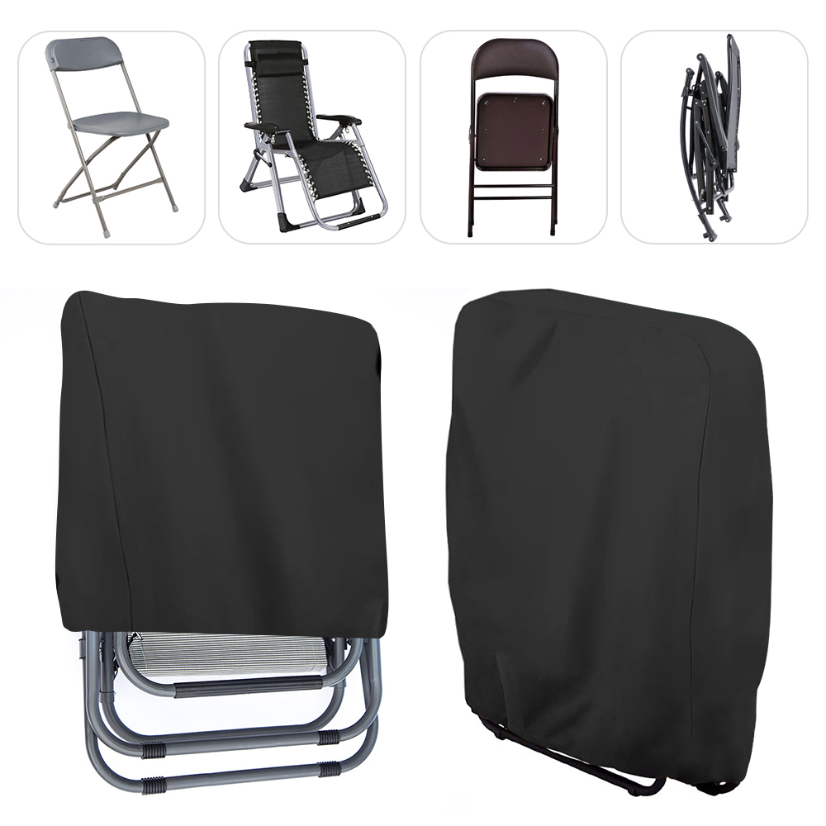 Get Waterproof Folding Chairs Cover Outdoor Dust Proof 1 Chair And Sofa Covers