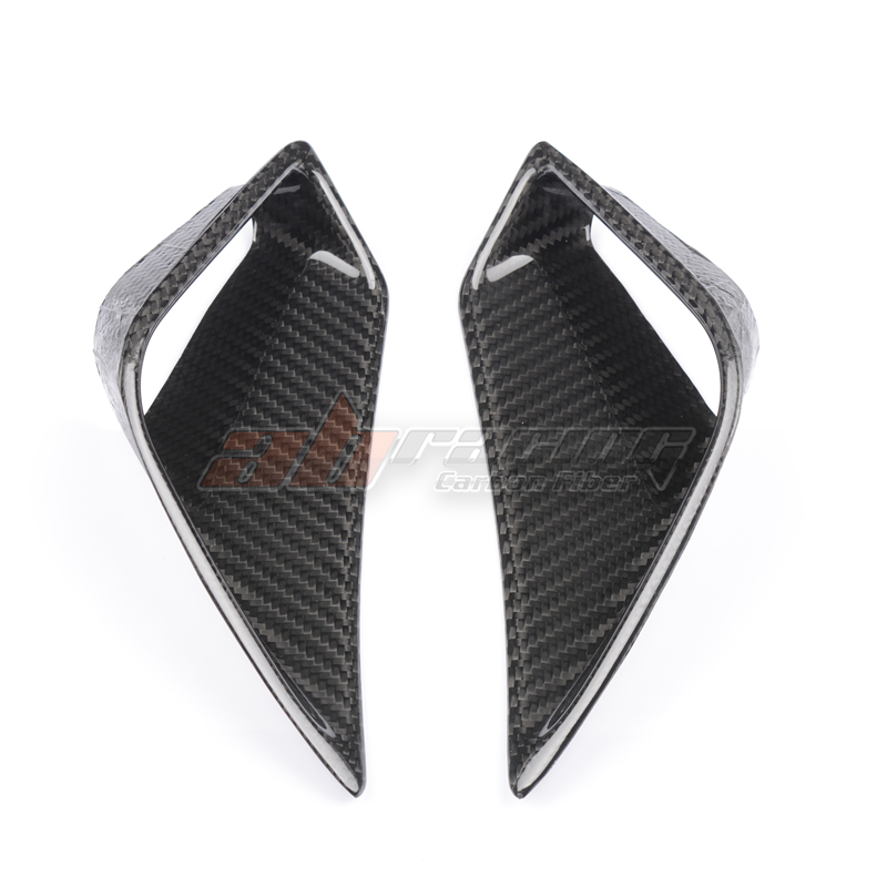 Vent Cover For Ducati 848 1098 1198  Full Carbon Fiber 100%  Twill