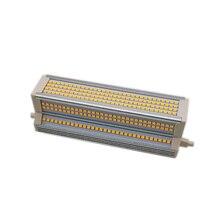 Новинка 1 шт. R7S 189 мм 60W светодиодный Светодиодная лампа-кукуруза AC85-265V SMD2835 с горизонтальным разъемом лампы для Replace1000W солнечные трубки Бесп...