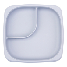 Baby Dishes Weaning Table-Plates Service Qshare Silicone Cute