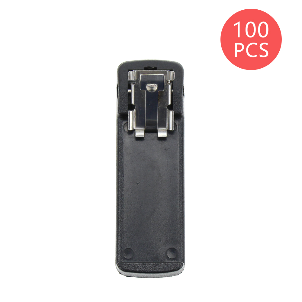 100X Belt Clip For Motorola MTX-LS MTZ2000 PTX1200 JT1000 Two Way Radio