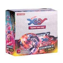 324 pièces Pokemon cartes Champion chemin soleil & lune GX équipe esprit unifié évolutions Booster Box jeu de cartes à collectionner