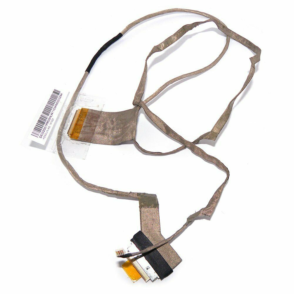 NEW LCD Display Screen Cable For Lenovo IdeaPad G500 G505 G510 DC02001PR00 0003294