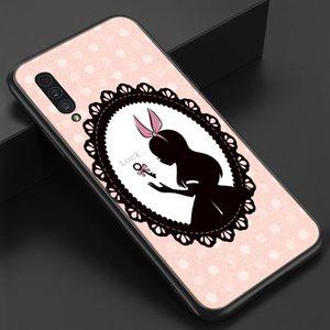 Image 5 - Alice In Wonderland Voor Samsung Galaxy A90 5G A80 A70S A60 A50 A50S A40 A30S A20S A20E A20 A2 core A10 Telefoon Case
