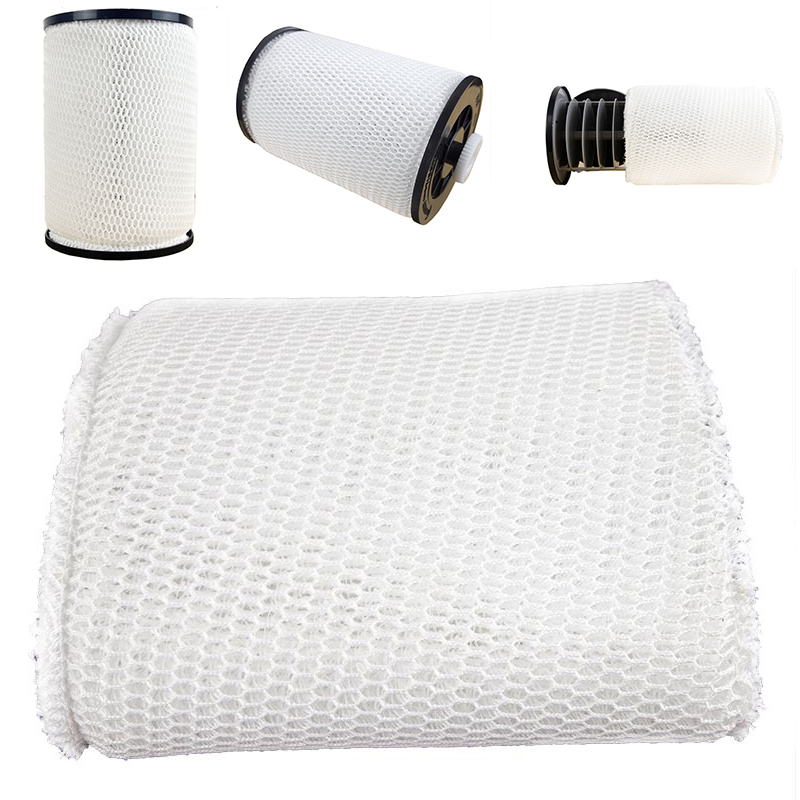 Air Purifier Humidifier Filter For Panasonic F-VDG35C F-31C6VC F-VXG35C Air Purifier Deodorization Humidifiers Filters Cotton S