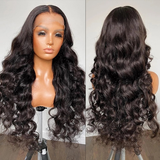Body Wave Lace Front WigHair Wigs for Black Women 2