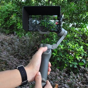 Image 5 - Parasol STARTRC para teléfono inteligente, cubierta protectora para móvil DJI OSMO 3, cardán de mano, parasol, accesorios de protección