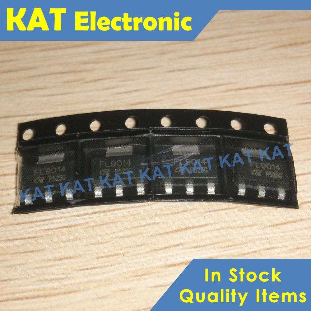 10PCS/Lot IRFL9014 FL9014 IRF8736TRPBF SOT-223 Power MOSFET