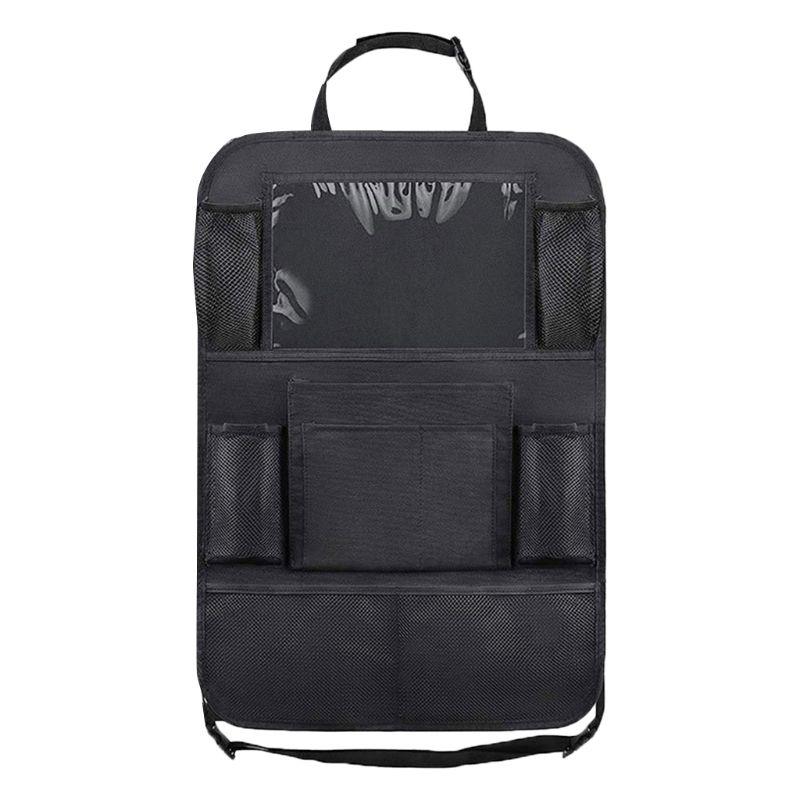 Водонепроницаемая Автомобильная сумка для хранения, сумка для заднего сиденья, защитный чехол для детей, защитный чехол для детского сиденья
