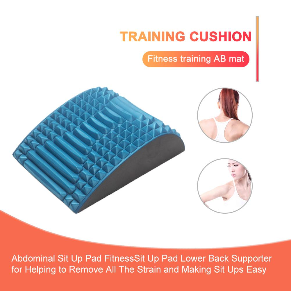 Abdominal Sit Up Pad Fitness Sit Up Pad Lower Back Supporter for Helping to Remove All The Strain and Making Sit Ups Easy image