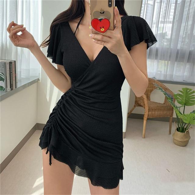 Short Sleeve Swimsuit