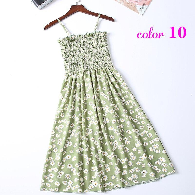 10-绿色小雏菊