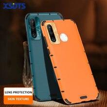 Capa anti-choque para huawei p30 lite, pro honor 20 lite MAR-LX1H 6.15, proteção inclusiva para lentes de câmera capa do telefone coque
