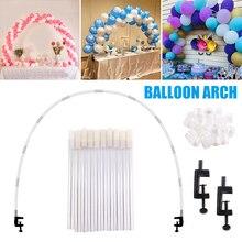 Большой воздушный шар набор для арки колонна-подставка База Рамка комплект День рождения Свадебная вечеринка Декор SNO88