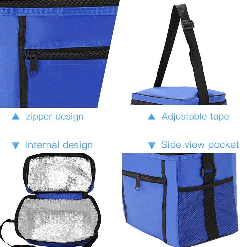 isolamento bife saco de gelo pacote para entrega