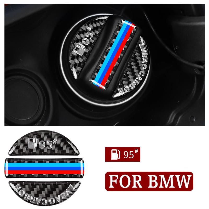 0# 92# 95# 98# Inner Gas Fuel Tank Cover Sticker Fit For BMW 520 525 F30 F10 F18 320i 1 3 5 7Series X3 X4 M3 M4 M5 E34 E36 E90