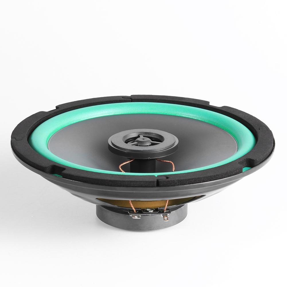 6,5 дюймов 80 Вт Универсальный Автомобильный HiFi коаксиальный динамик Автомобильная дверь авто аудио Музыка Стерео полный диапазон частот колонки для автомобилей Коаксиальные колонки      АлиЭкспресс