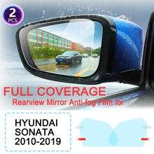 KULEOU – Film pour Hyundai Sonata YF, couverture complète, Anti-buée, étanche à la pluie, pour modèles 2010 ~ 2019, 2013, 2014, 2015, 2016, 2017