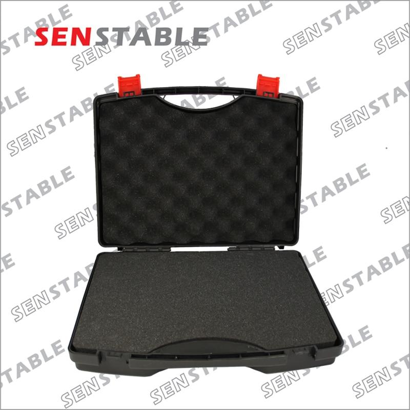 330X215X70MM Caja de herramientas de plástico maleta caja de - Almacenamiento de herramientas - foto 4
