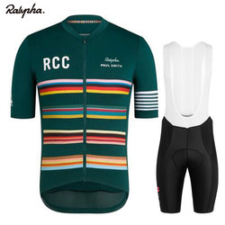 Rapha 2020 new RCC men's cycling wear bicycle Roupas Ropa Ciclismo Hombre MTB Maillot bicycle summer road bike tights triathlon