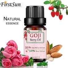 2 шт Гиалуроновая кислота Годжи эфирное масло против морщин