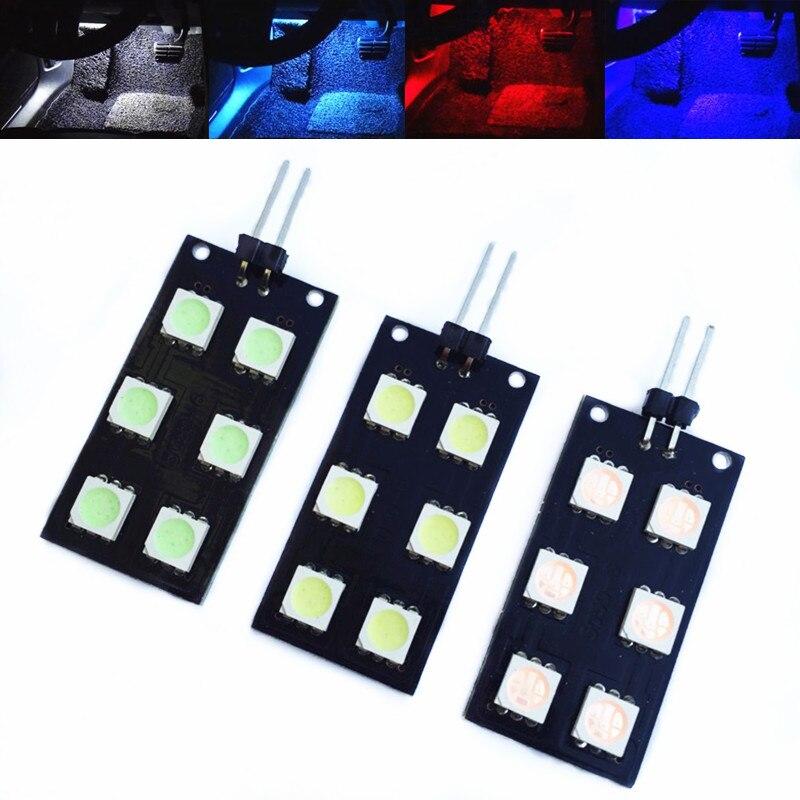 5 шт., дверной проектор, светильник, ножной светильник, белый, A4L, A5, A6L, Q5, Q7, 12New Mai, Teng, CC, новая, Passat, специальная модернизация