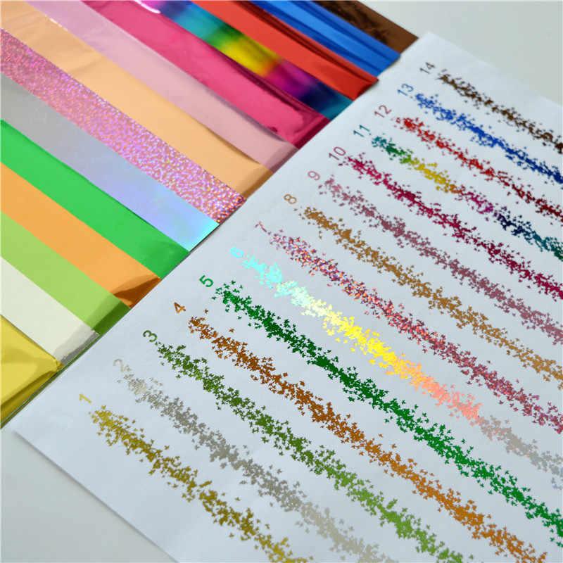 10 Fogli-FRAMMENTI OLOGRAFICA A4 Carta Artigianale