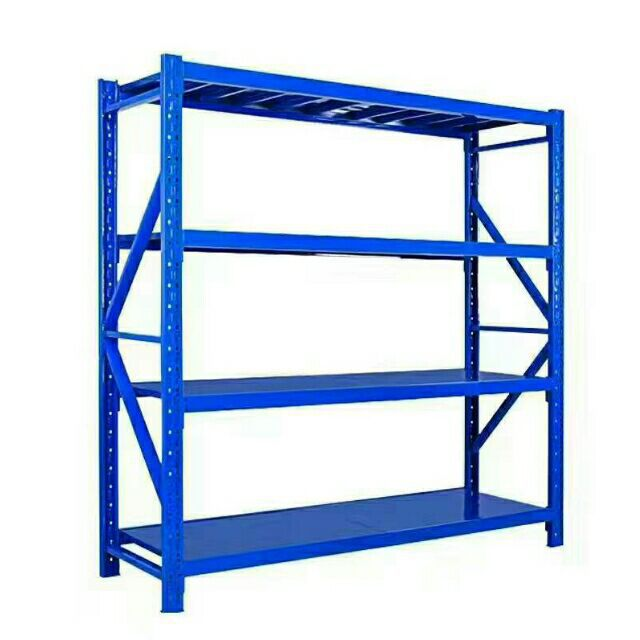 Deconstructable Shelves Warehousing Storage Shelf Multilayer Free Combined Display Rack Warehouse Multi-functional Warehouse Gua