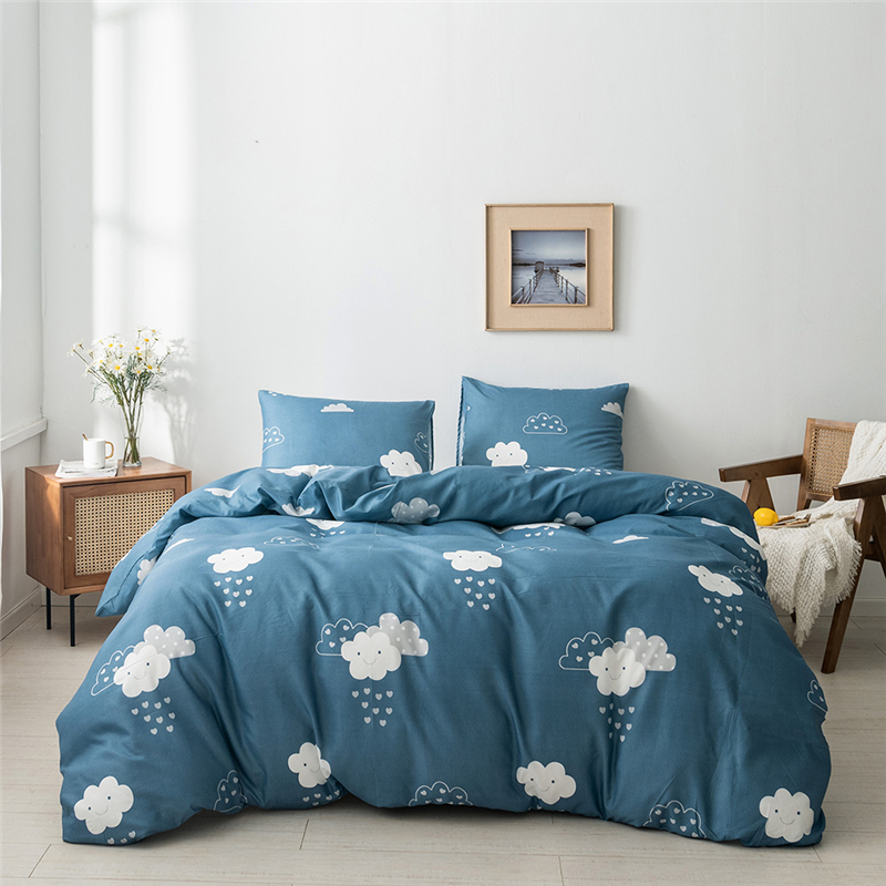 Printing Bedding Set Single Double Queen King Size Quilt Covers Can Be Combined According To Their Own Needs Duvet Cover Sets