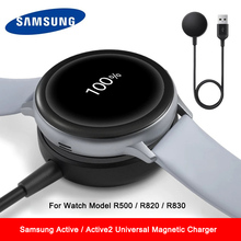 Original Samsung Galaxy Watch Active2 Charging Base Wireless Charger Pad for Samsung Galaxy Smart Watch / Active 2 EP-OR825