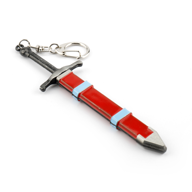 Dragon Ball Z Sword Keychain