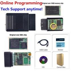 DHL бесплатно новый v17.0427 MicroPod2 Micro Pod2 с программным обеспечением ForChry-sler Je-ep Dod-ge Fia-t Micro-Pod 2 Поддержка онлайн программирования