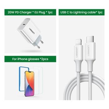 UGREEN PD быстрое зарядное устройство для iPhone 12 2